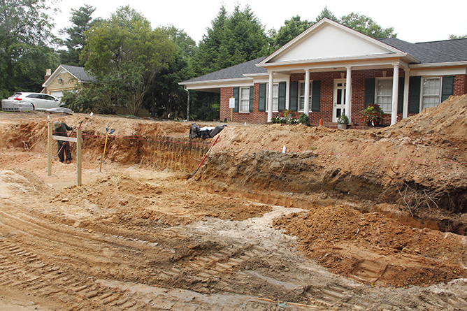front-yard-landscaping-excavation