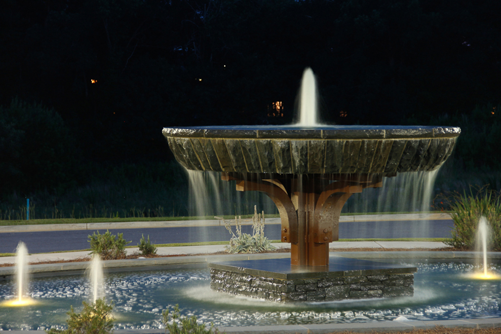 Outdoor Water Fountains Near Me - Commercial Landscaping Water Fountain IMG