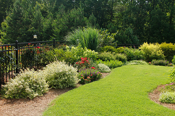 professional landscaping services near me - Small Backyard Garden Landscaping After IMG