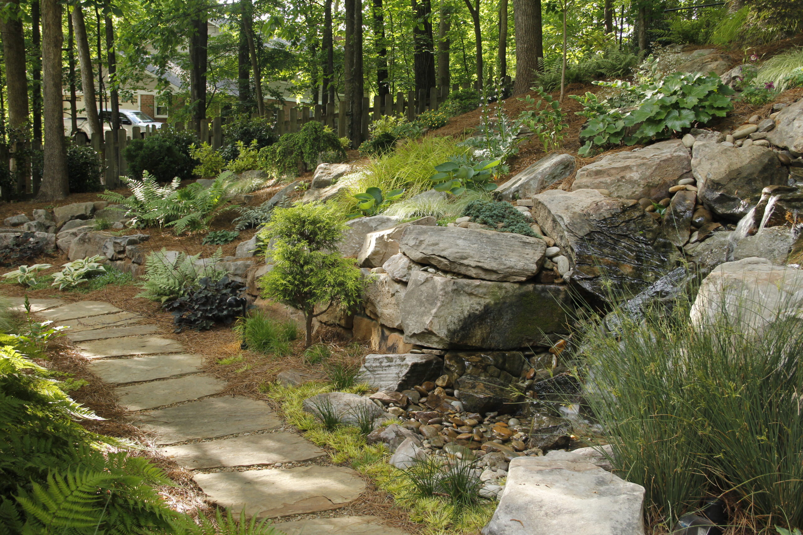 small garden design near me - Landscaping With Rocks IMG