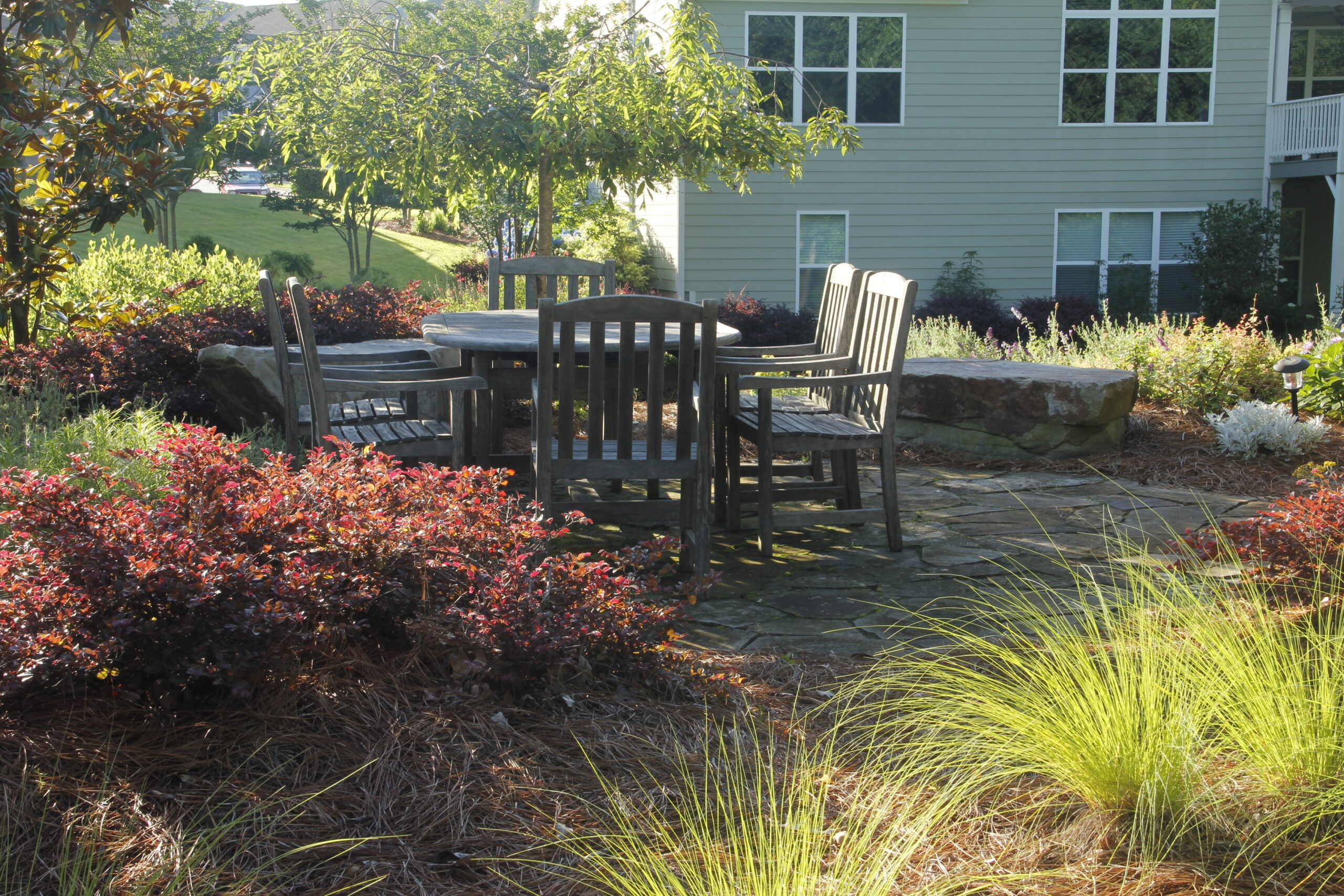 local landscape companies near me - Backyard Patio Landscaping IMG