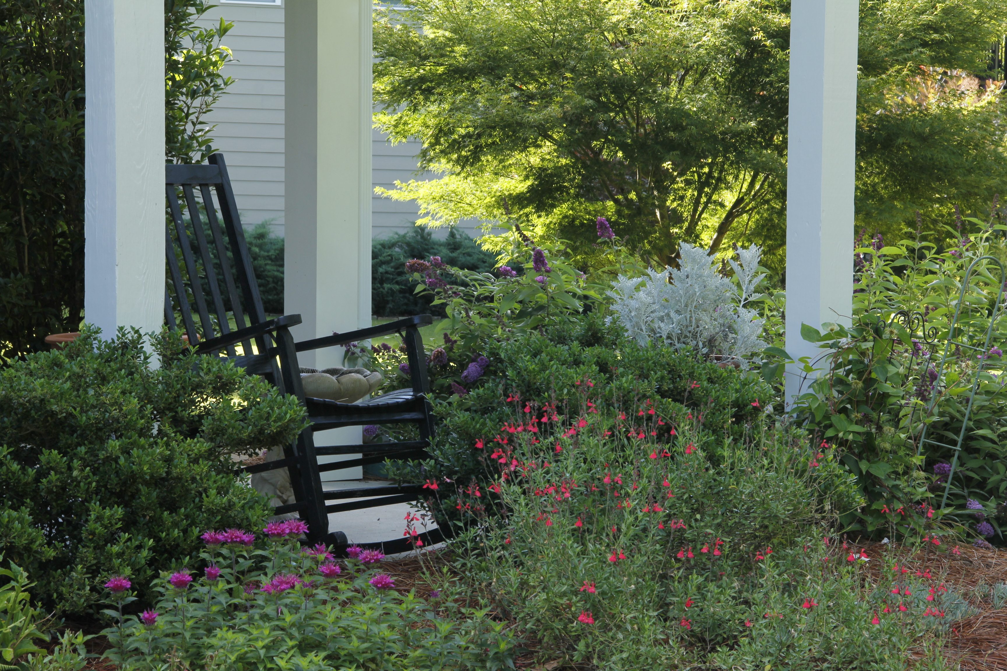 Top local Commercial landscape Design company near me - Modern Backyard Landscaping IMG
