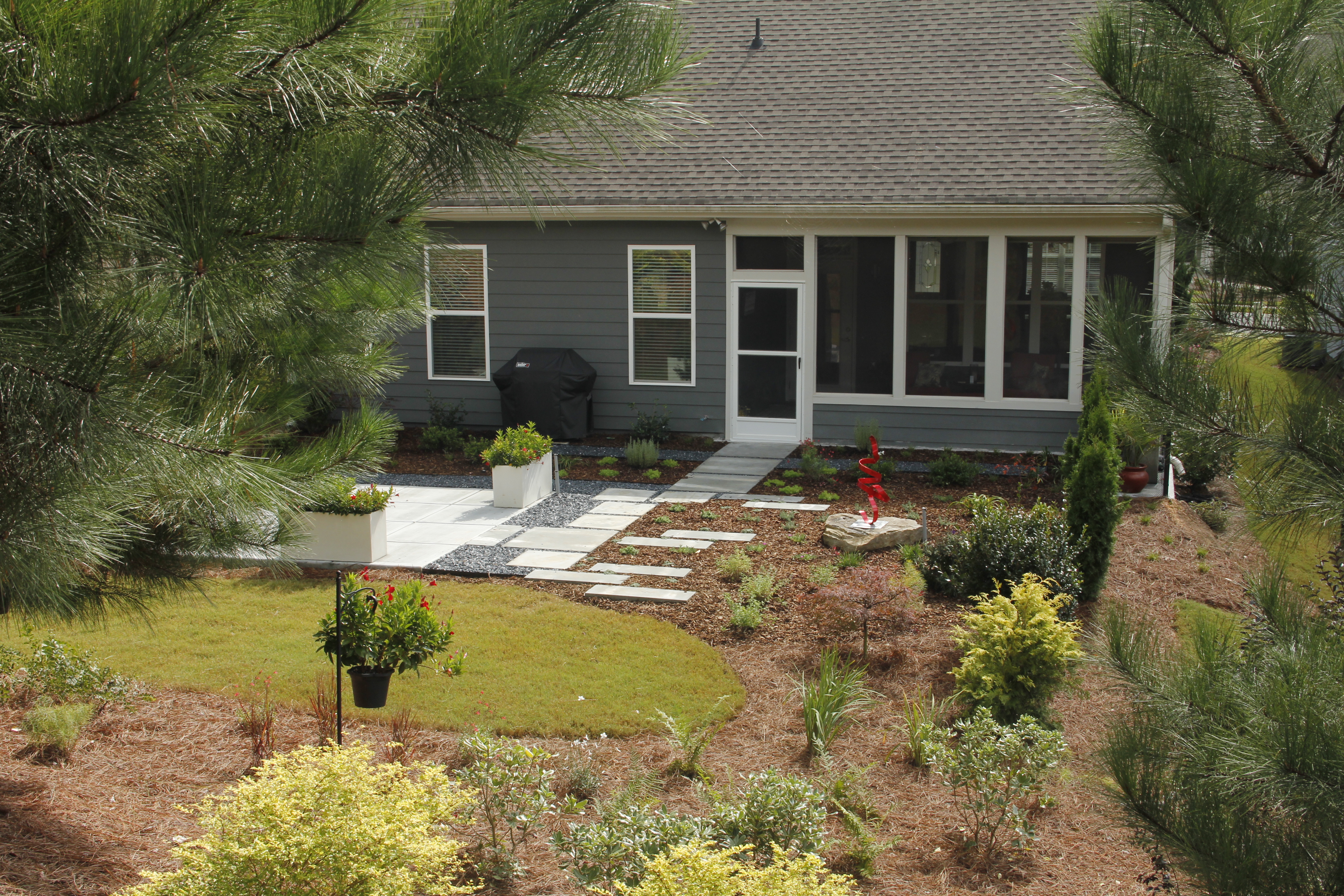 Top local Residential landscape designers near me - Modern Landscaping Ideas IMG 2667