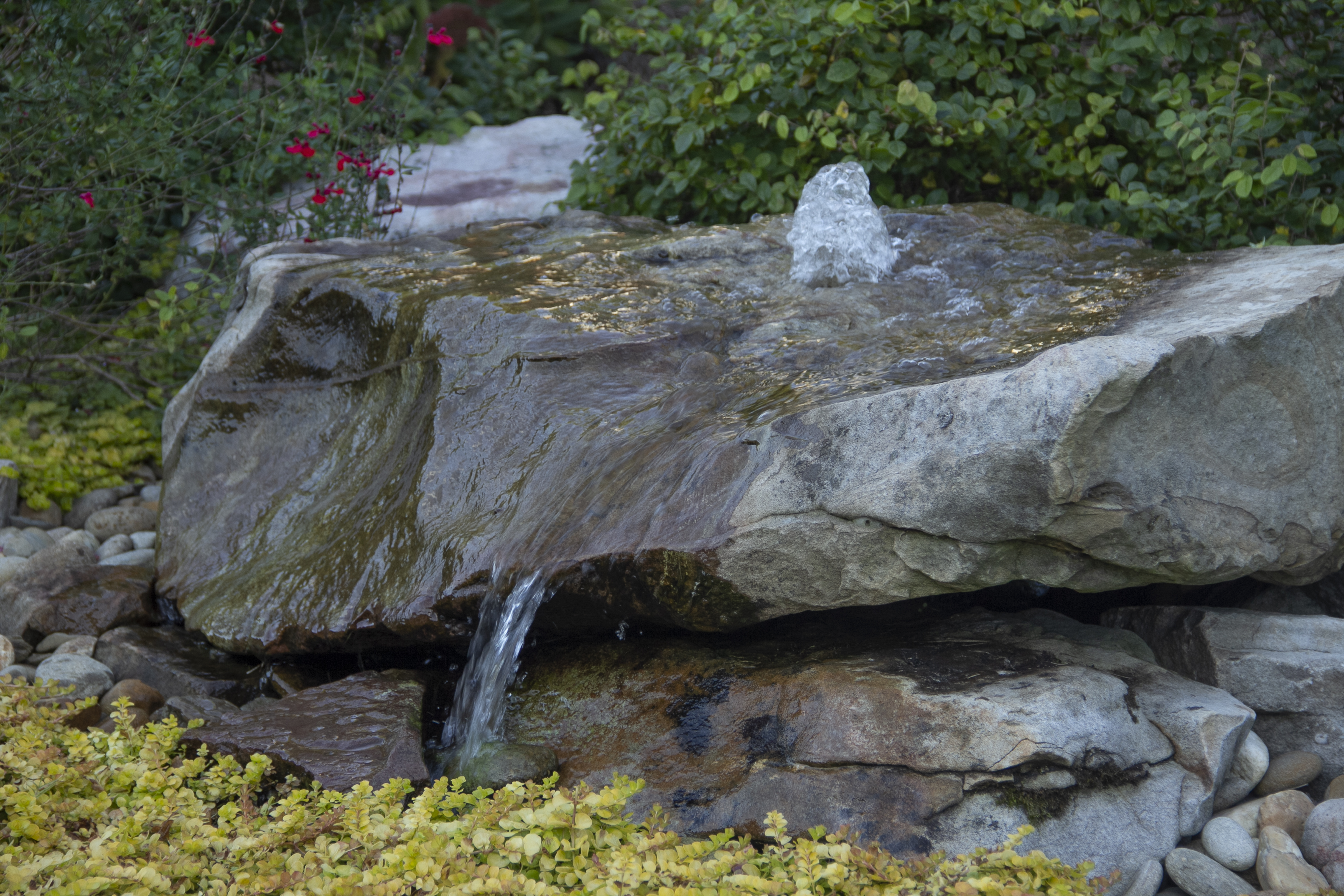 Top local commercial landscaping company near me - Modern Landscaping Water Fountains IMG