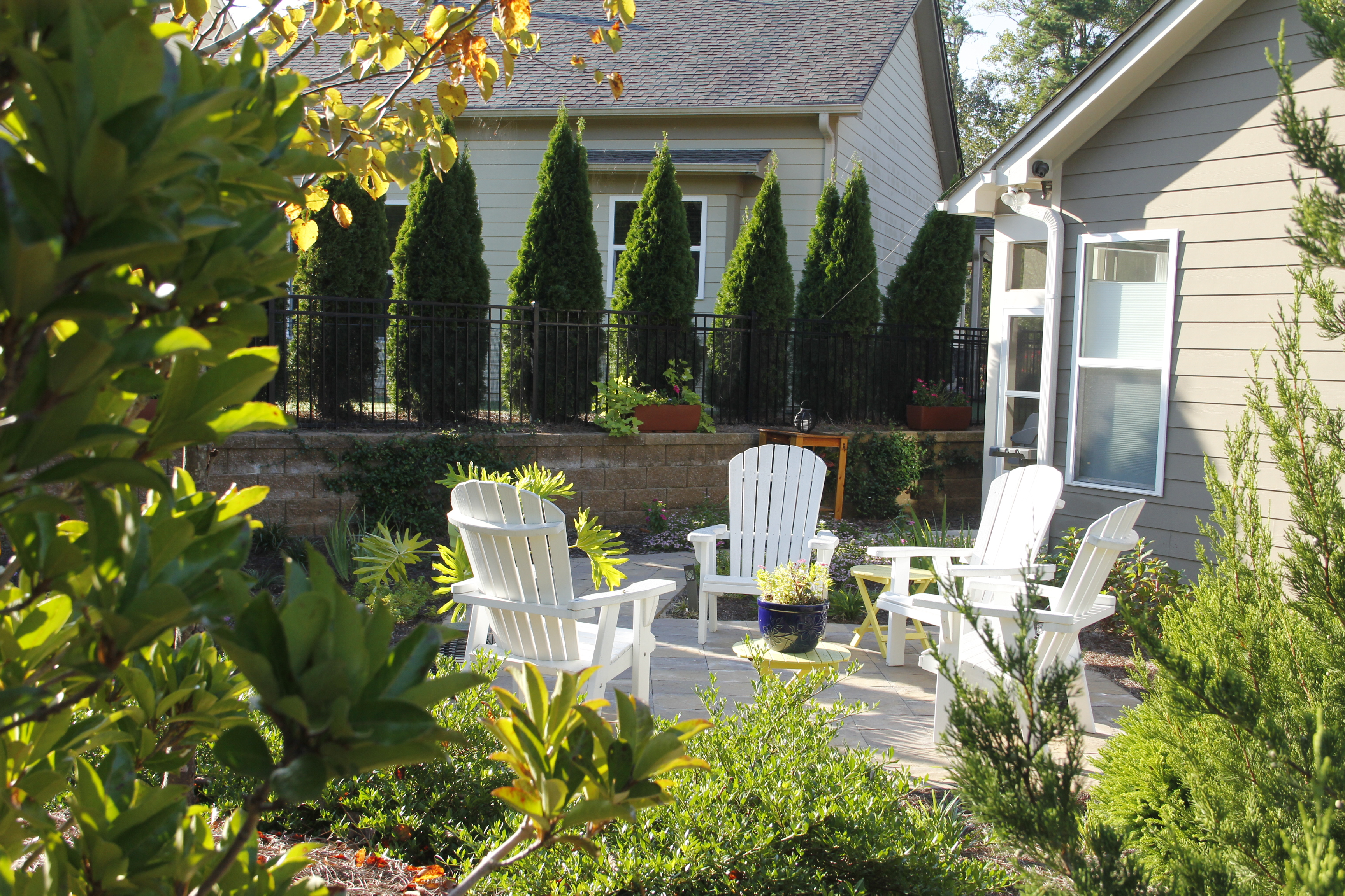 Top local Commercial landscape Design company near me - Modern Front yard Landscaping IMG